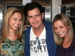 Charlie Sheen Splits With One Goddess