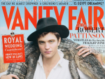 Check Out Robert Pattinson's Vanity Fair Cover