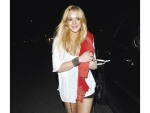 Lindsay Lohan Won't Be Charged with Battery  Share