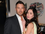 Megan Fox: Jaguar Celebration With Brian Austin Green