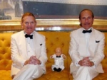 Two Men And A Baby … Kind Of