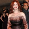 Christina Hendricks Says Breasts Are 'So Obviously Real'