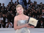Kirsten Dunst Takes Home Best Actress Award at Cannes
