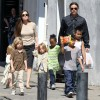 Brad Pitt Tells Broody Angelina Jolie: Our House Is Too Full!