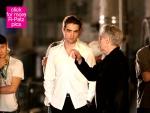 Robert Pattinson Shoots All Night On 'Cosmopolis' — Did Kristen Stewart Join Him?