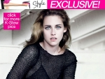 Kristen Stewart Landed The Cover Of 'W' Magazine's September Issue!