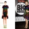 Chloe Moretz In Christopher Kane – Empire Big Screen Event