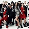 Glee For Vogue US September 2011