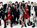 'Glee' For Vogue US September 2011