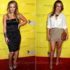 Hilary Duff In Yigal Azrouel &amp; Haylie Duff In Equipment &amp; Alice + Olivia  Kendra Scott Jewelry Beverly Hills Grand Opening