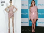Jayma Mays In Zuhair Murad – 10th Annual InStyle Summer Soiree