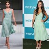 Jordana Brewster In Oscar de la Renta – 10th Annual InStyle Summer Soiree