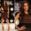 Katie Holmes In Azzedine Alaia  2011 MTV Video Music Awards