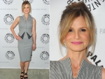 "Kyra Sedgwick In Antonio Berardi – The Paley Center For Media Presents ""An Evening With The Closer"""