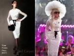 Lady GaGa In Tom Ford – MTV News