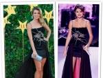 Who Wore Zuhair Murad Better? Natasha Yarovenko or Selena Gomez