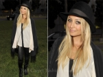 Nicole Richie In Winter Kate – Band of Outsiders and Net-A-Porter Screening
