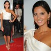 "Olivia Munn In Carolina Herrera – ""Our Idiot Brother"" LA Premiere"