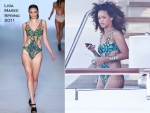 Rihanna In Lisa Maree – St Tropez