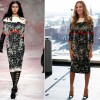 """Sarah Jessica Parker In Prabal Gurung – """"I Don't Know How She Does It"""" Moscow Photocall"""