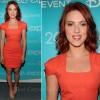 Scarlett Johansson In Roland Mouret – 'The Avengers' Disney's D23 Expo