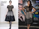 "Sonam Kapoor In Collette Dinnigan – ""Mausam"" Promotion"