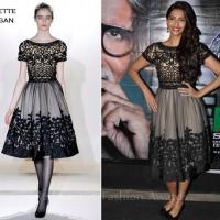 """Sonam Kapoor In Collette Dinnigan – """"Mausam"""" Promotion"""