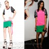 Zoe Saldana In Prabal Gurung  Flaunt Magazine And Gypsy 05 Present The Neo-Golden Age