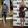 Abbey Clancy In Emanuel Ungaro  2011 GQ Men Of The Year Awards