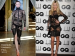 Abbey Clancy In Emanuel Ungaro – 2011 GQ Men Of The Year Awards