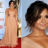 Demi Lovato In Maria Lucia Hohan  2011 ALMA Awards