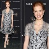 "Jessica Chastain In Carolina Herrera – ""Take Shelter"" New York Premiere"
