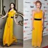 "Jessica Chastain In Viktor & Rolf – ""Coriolanus"" Toronto Film Festival Premiere"