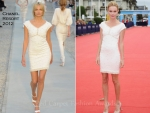 "Kate Bosworth In Chanel – ""Another Happy Day"" Deauville Film Festival Photocall"