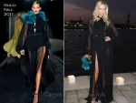 Natasha Poly In Gucci – 2011 Gucci Award For Women In Cinema