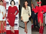 Celebrities Love…Red Shoes