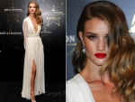 Rosie Huntington-Whiteley In Burberry – Moet & Chandon Etoile Awards