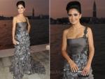Salma Hayek In Gucci – 2011 Gucci Award For Women In Cinema