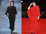 "Selma Blair In Lanvin – ""Dark Horse"" Venice Film Festival Premiere"