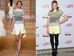 Chloe Moretz In Versus – 2012 AFI Awards