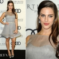 Jessica Lowndes In Katharine Kidd – 'Kick Off To The 2012 Golden Globes' Event hosted by Audi and Martin Katz
