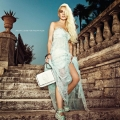 Lindsay Lohan Dressed-Up And Beautiful For Philipp Plein Campaign