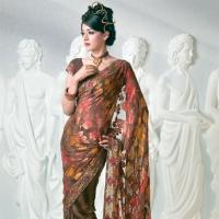Saree Designs in USA