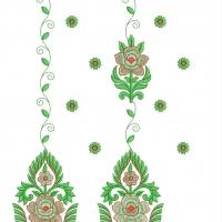 Saree Embroidery Designs