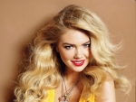 Kate Upton Looks Amazing Promoting Guess Accessories