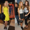 Alexandra Burke &amp; Louise Roe Hit Chloe Greens Shoe Launch