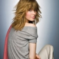 Latest Women Hairstyles 2012