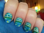 The Impressive Nail Art of the Week