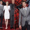 Andrew Garfield In Gucci  Germany Premiere of The Amazing Spider-Man