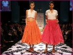 Anita Dongre Lakme Fashion Week 2012
